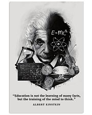 Education Is Not The Learning Of Many Facts 11x17 Poster front