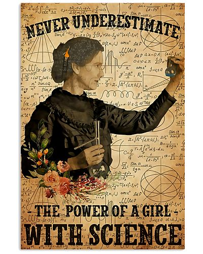 Scientist - the power of a girl with science