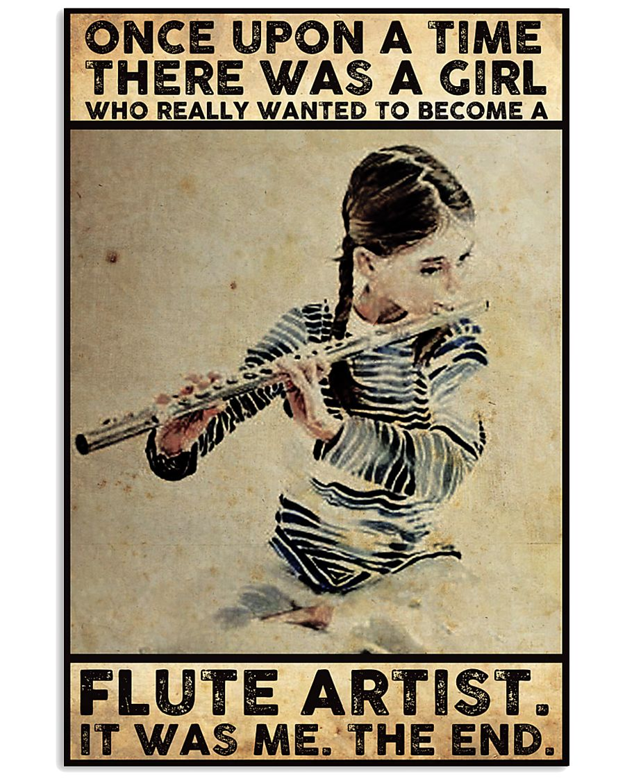 Flute Once Upon A Time 11x17 Poster