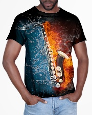 Saxophone - Water and Fire All-over T-Shirt aos-all-over-T-shirt-lifestyle-front-03