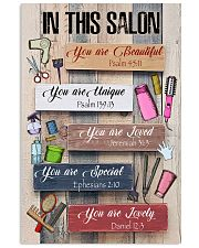 In This Salon Hairdresser 11x17 Poster front