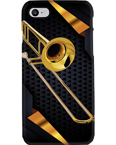 Gold Trombone