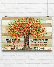 Social Worker Be Proud Of The Work You Do 24x16 Poster poster-landscape-24x16-lifestyle-18