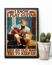 Guitar Like An Old Man 11x17 Poster lifestyle-poster-8