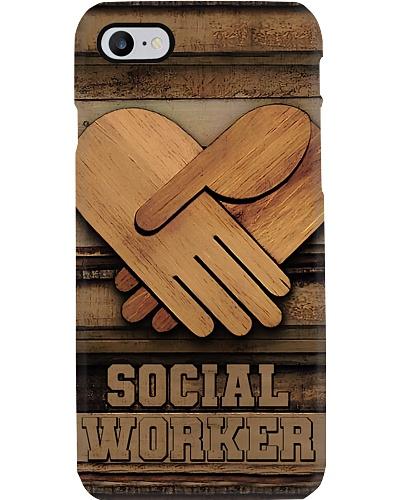 Social Worker Hands