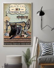 Sewing Mends The Soul 11x17 Poster lifestyle-poster-1