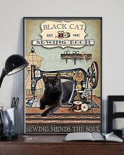 Sewing Mends The Soul 11x17 Poster lifestyle-poster-2