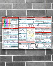 Paramedic EKG Interpretation 17x11 Poster poster-landscape-17x11-lifestyle-18