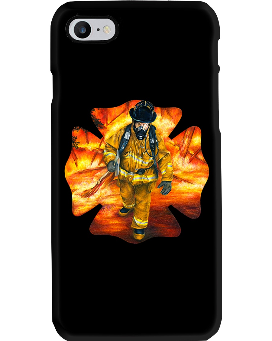 Firefighter Symbol Phone Case