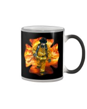 Firefighter Symbol Color Changing Mug thumbnail