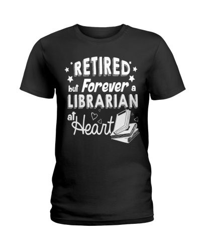 Retired But Forever A Librarian At Heart