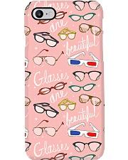 Optometrist Pink Tools Phone Case i-phone-7-case
