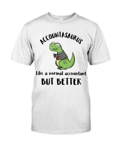 Accountant - Like A Normal Accountant But Better