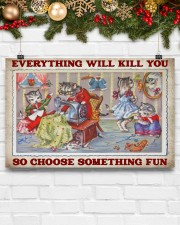 Sewing Choose Something Fun 17x11 Poster aos-poster-landscape-17x11-lifestyle-28