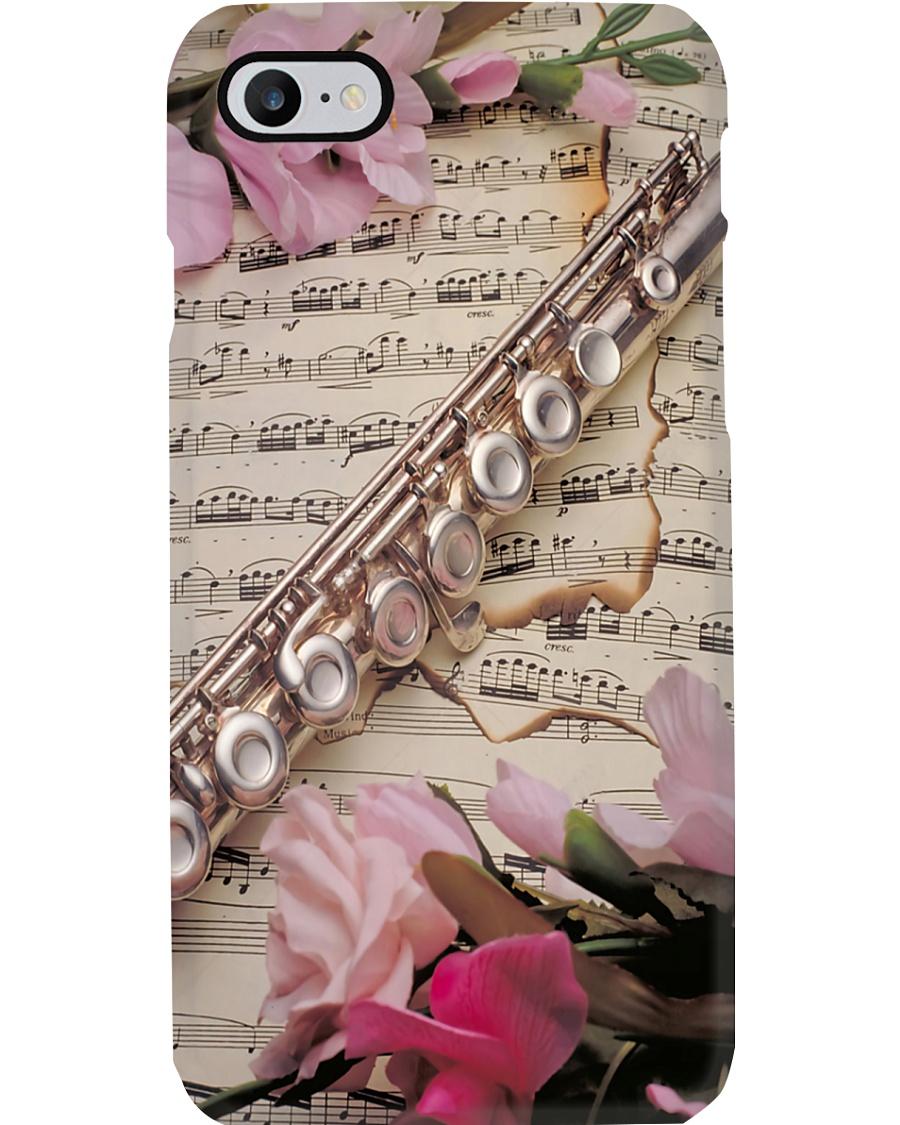Flute Flower Images  Phone Case