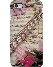 Flute Flower Images  Phone Case i-phone-7-case