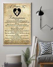 Veterinarian Prayer  11x17 Poster lifestyle-poster-1