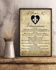 Veterinarian Prayer  11x17 Poster lifestyle-poster-3