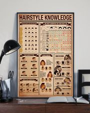 Hairdresser Hairstyle Knowledge 11x17 Poster lifestyle-poster-2