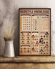 Hairdresser Hairstyle Knowledge 11x17 Poster lifestyle-poster-3
