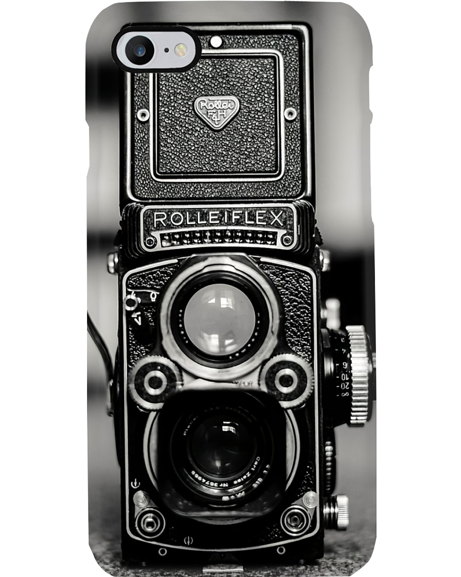 Photographer Vintage Machine  Phone Case