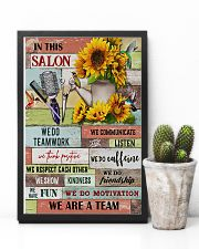 We Are A Team Hairdresser 11x17 Poster lifestyle-poster-8