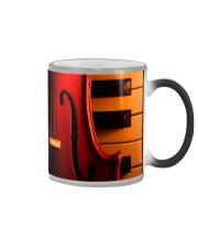 Violin And Piano Color Changing Mug thumbnail