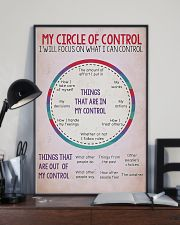 Circle Of Control Teacher 11x17 Poster lifestyle-poster-2