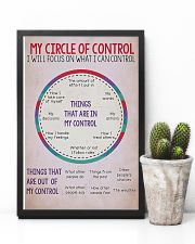 Circle Of Control Teacher 11x17 Poster lifestyle-poster-8
