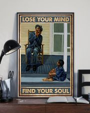 Find Your Soul Harmonica 11x17 Poster lifestyle-poster-2