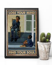 Find Your Soul Harmonica 11x17 Poster lifestyle-poster-8