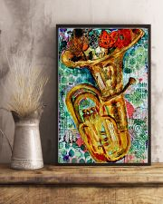 Tubist Tuba Water Colors  11x17 Poster lifestyle-poster-3