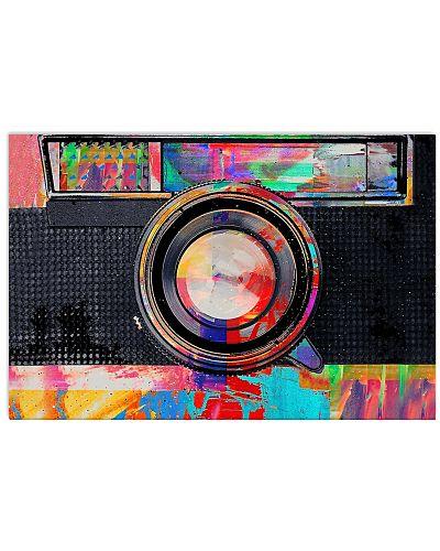 Color Camera Photographer