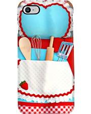 Chef Apron Phone Case i-phone-7-case