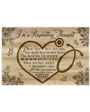 I'm A Respiratory Therapist 17x11 Poster front