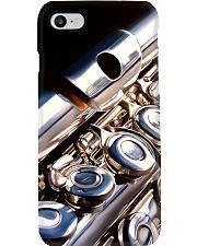 Silver Flute Phone Case i-phone-7-case