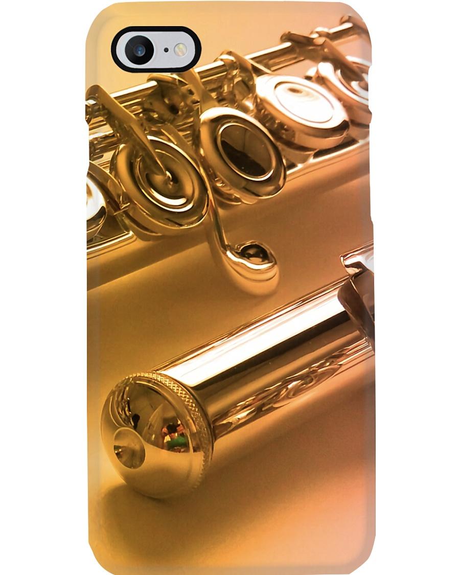 Flute Gold  Phone Case