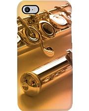 Flute Gold  Phone Case i-phone-7-case
