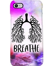 Respiratory Therapist Lungs Breath Phone Case i-phone-7-case