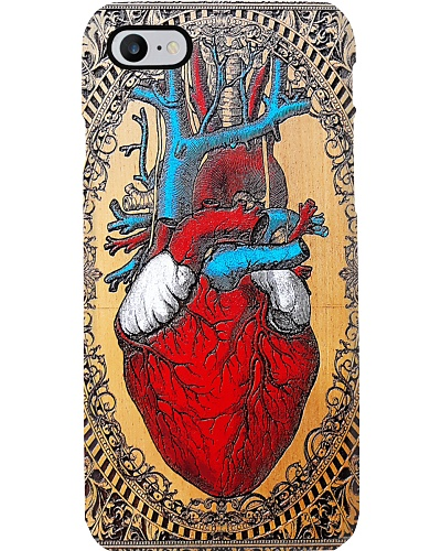 Paramedic Heart Unique Pattern