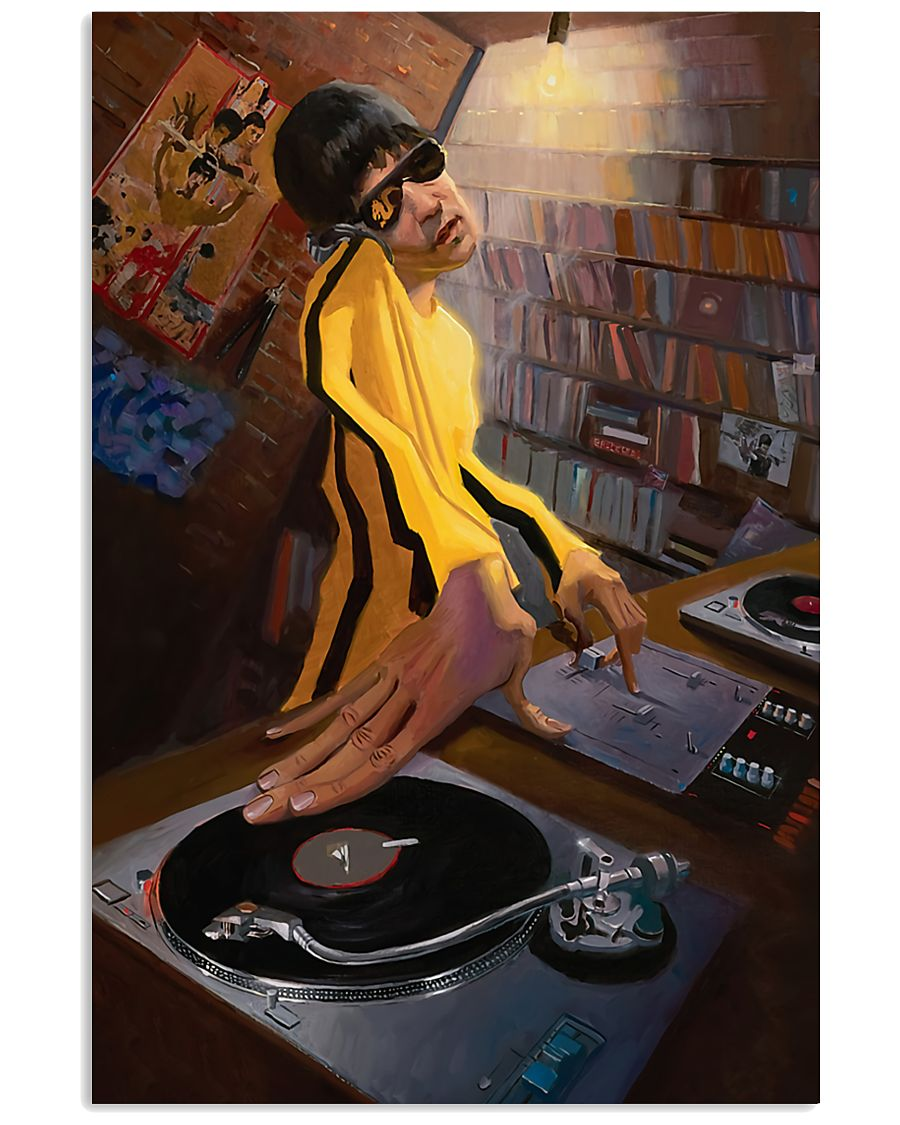 DJ Man 11x17 Poster