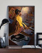 DJ Man 11x17 Poster lifestyle-poster-2