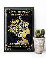 Proud Of Work Hairdresser 11x17 Poster lifestyle-poster-8