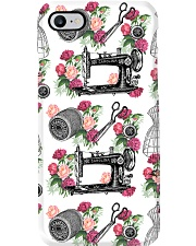 Floral Sewing Phone Case i-phone-7-case