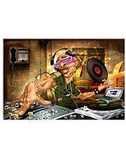 DJ Vintage 17x11 Poster front