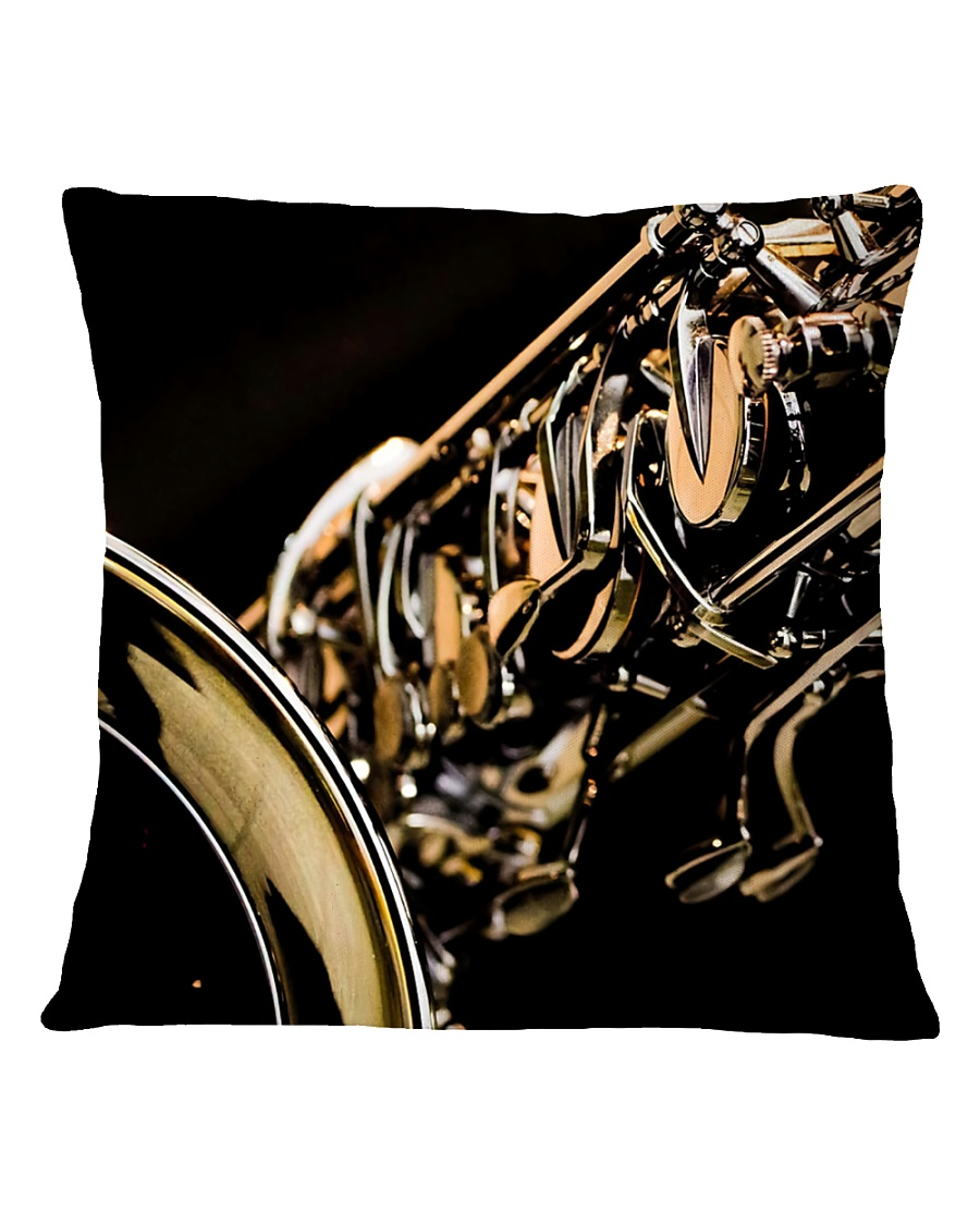 Saxophone Gift Square Pillowcase
