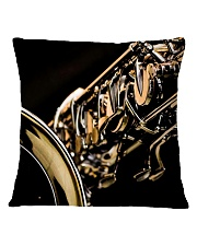 Saxophone Gift Square Pillowcase front