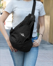 Photographer Heartbeat Sling Pack garment-embroidery-slingpack-lifestyle-03