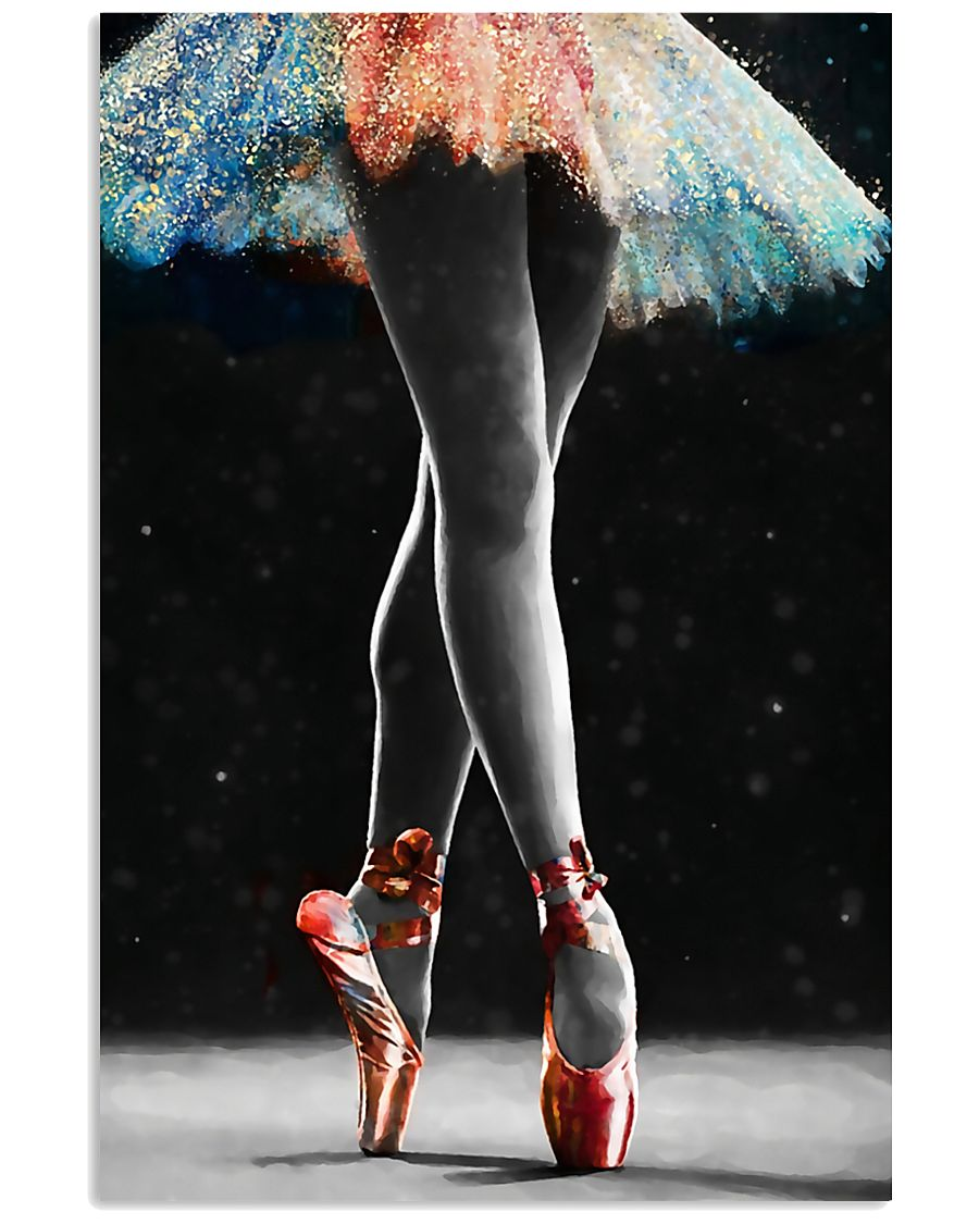 Ballet Dress 11x17 Poster
