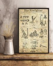 The Firefighter  11x17 Poster lifestyle-poster-3